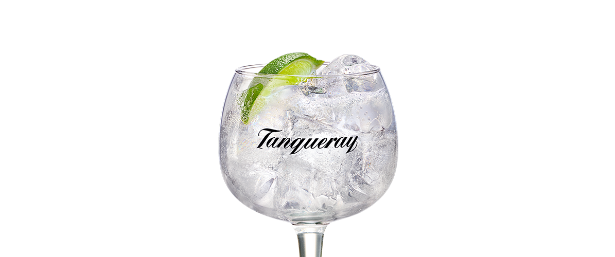 COCKTAIL TANQUERAY LONDON DRY GIN & TONIC