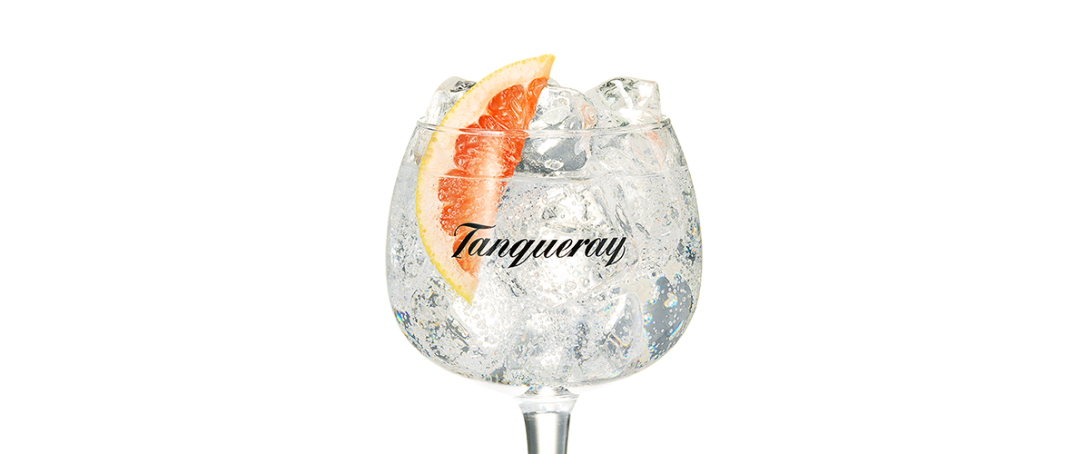 COCKTAIL TANQUERAY TEN TONIC