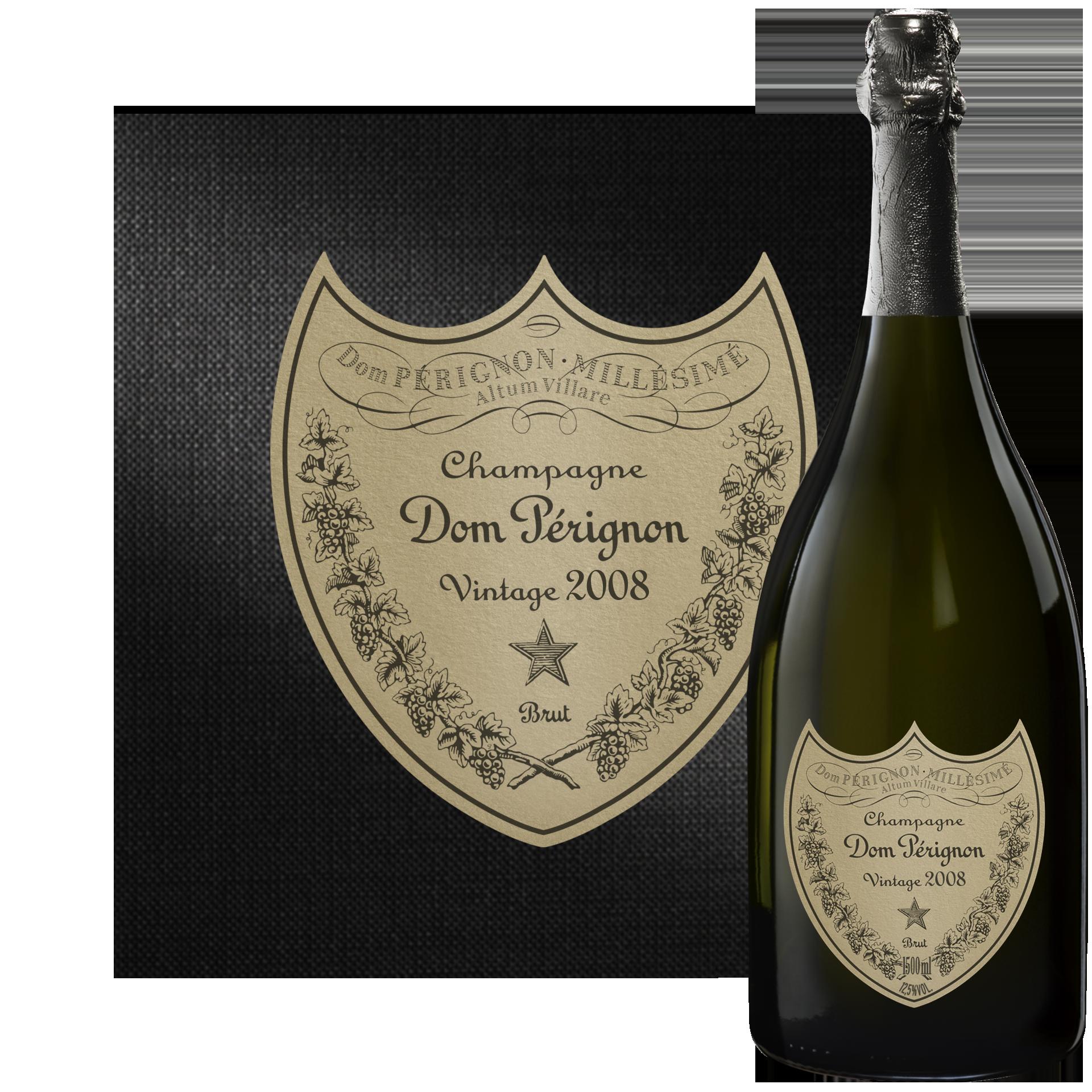 Bouteille Dom Pérignon Vintage 2008