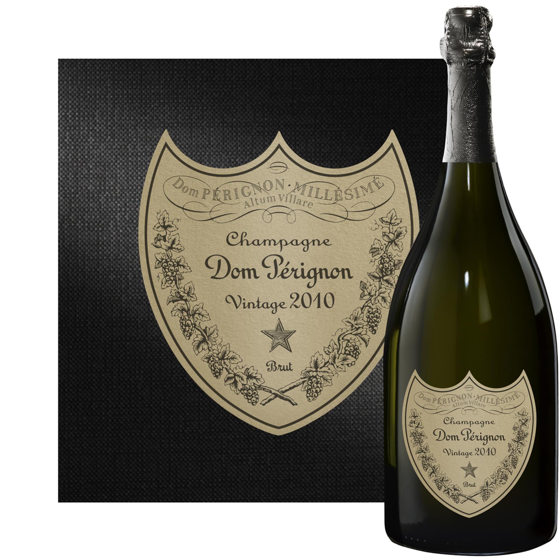 Bouteille Dom Pérignon Vintage 2010