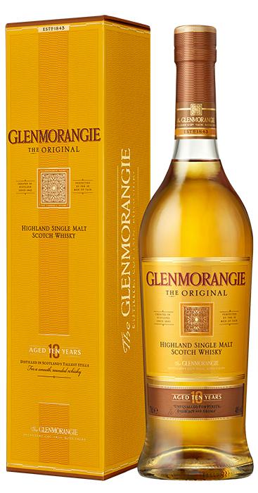 Bouteille sous étui Glenmorangie The Original