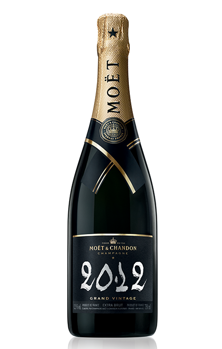 Bouteille Moet & Chandon Grand Vintage 2012