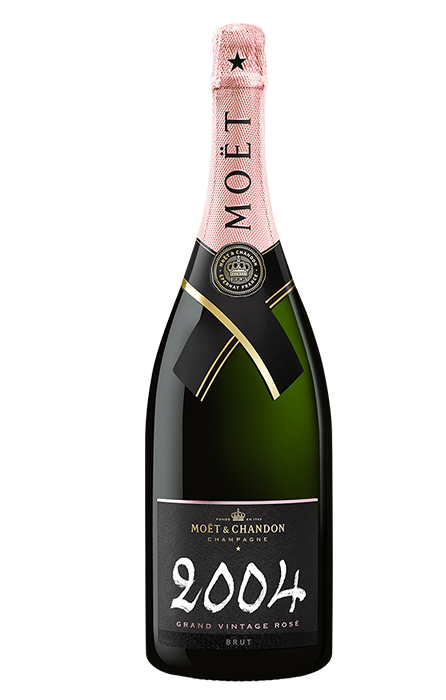 Magnum Moet & Chandon Grand Vintage Rosé 2004