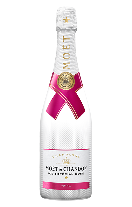 Bouteille Moet & Chandon Ice Imperial Rosé