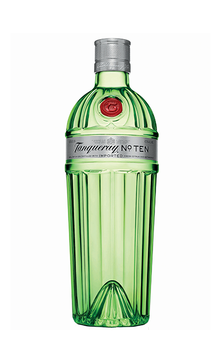 Bouteille 70cl Tanqueray N° Ten