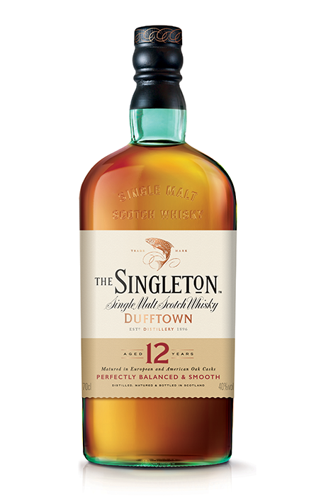 Bouteille The Singleton of Dufftown 12 Ans