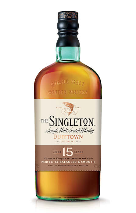 Bouteille The Singleton of Dufftown 15 Ans