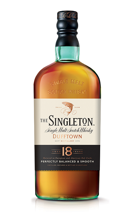 Bouteille The Singleton of Dufftown 18 Ans