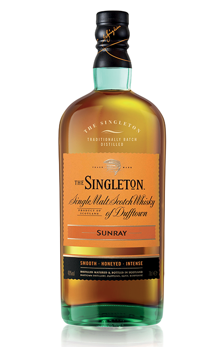 Bouteille The Singleton of Dufftown Sunray