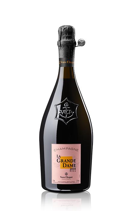 Bouteille Veuve-Clicquot La Grande Dame Rosé 2008