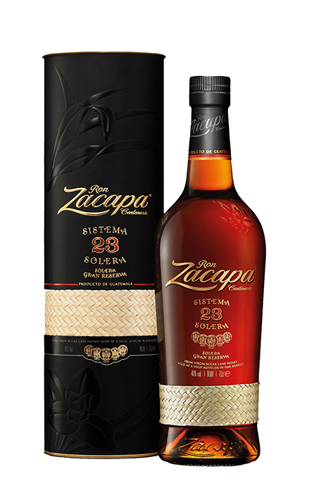 Bouteille 70cl Zacapa 23