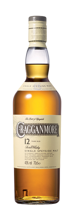 Bouteille Cragganmore 12 ans