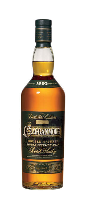 Bouteille Cragganmore Distillers Edition