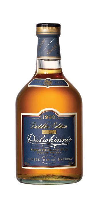 Bouteille Dalwhinnie Distillers Edition