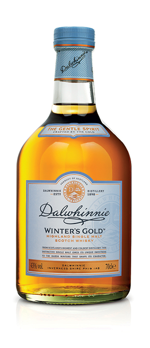 Bouteille Dalwhinnie Winters Gold