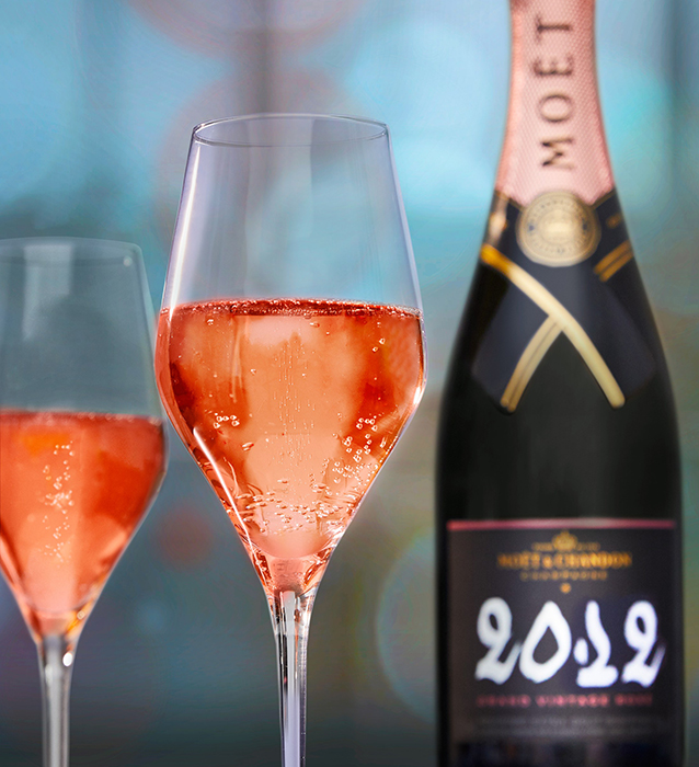 Moet & Chandon Grand Vintage Rosé 2012