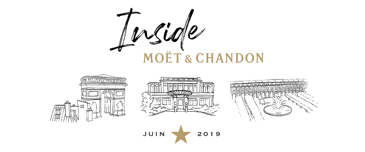 Inside Moêt et Chandon