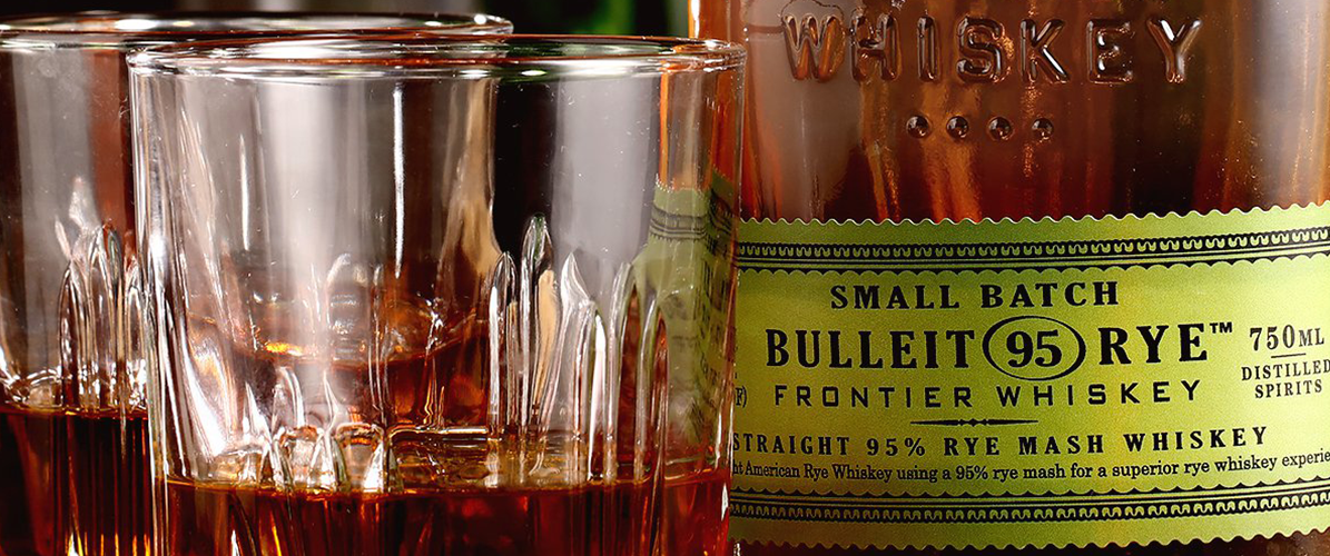 Cocktail Bulleit Sazerac