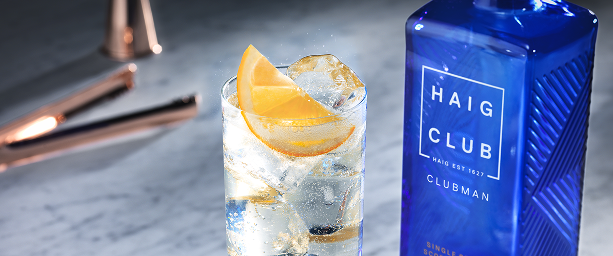 Haig Club Tonic