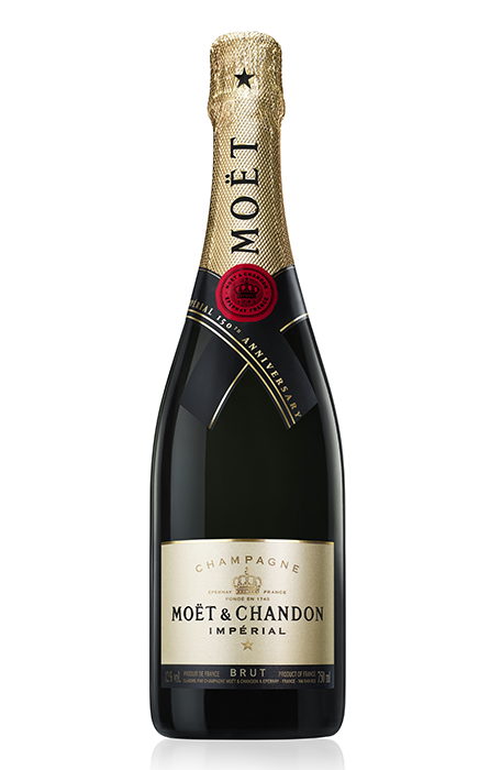 Bouteille 150 ans Moet & Chandon Imperial