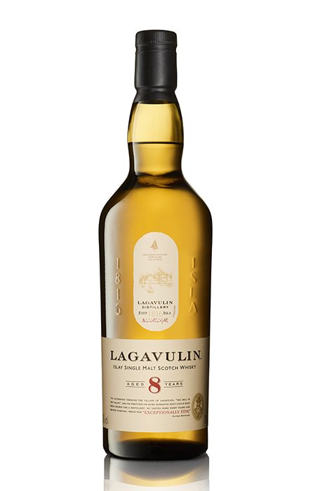 Bouteille Lagavulin 8 Ans