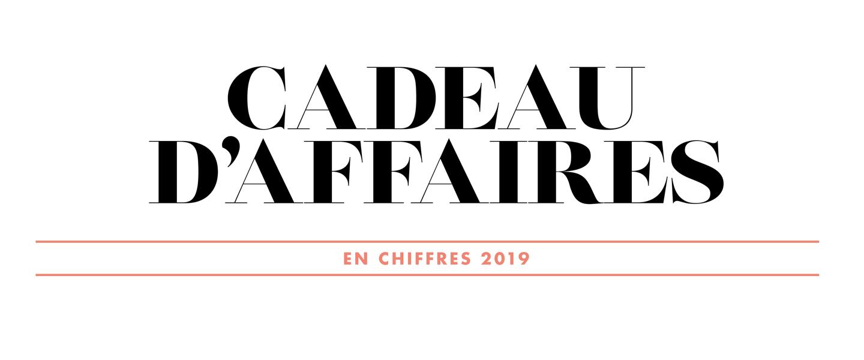 ÉTUDE 2019 DE MARCHÉ DU CADEAU D'AFFAIRES EN FRANCE