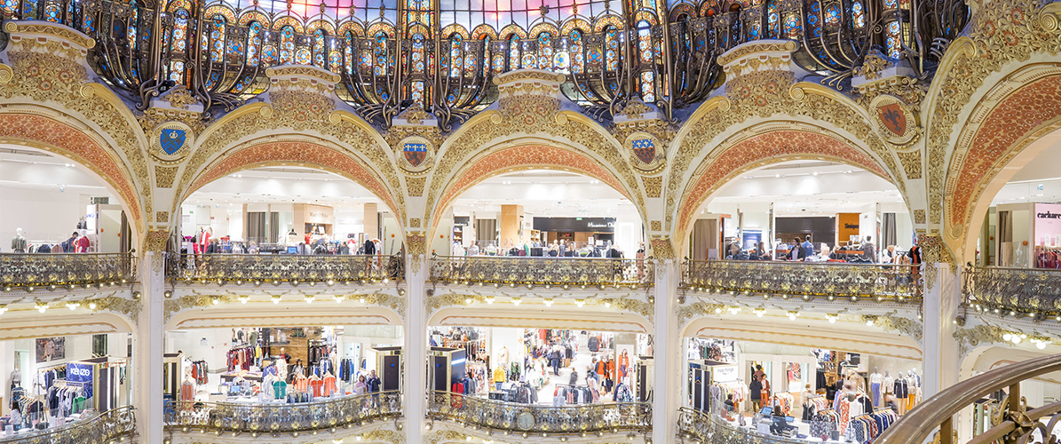 DOM PÉRIGNON OUVRE SON POP-UP STORE AUX GALERIES LAFAYETTE PARIS
