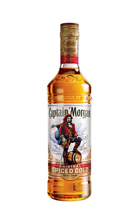 Bouteille 70cl Captain Morgan Original Spiced Gold