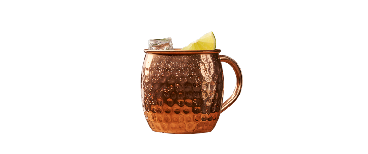 Cocktail Le Captain Morgan Mule