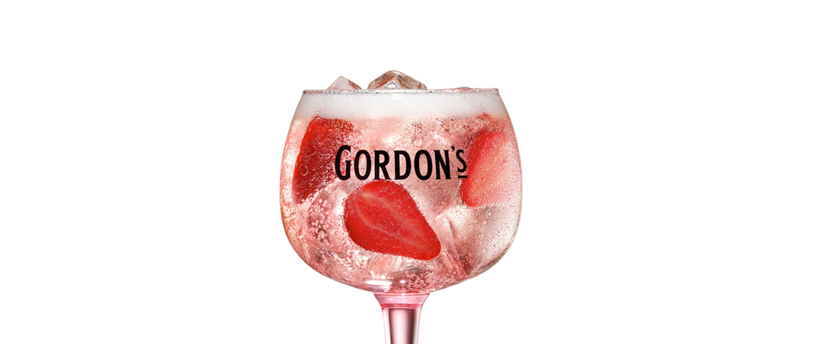 COCKTAIL GORDON'S PINK SPRITZ