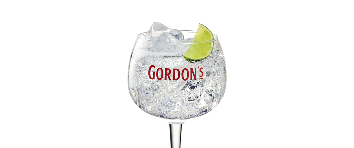 COCKTAIL GORDON'S & TONIC