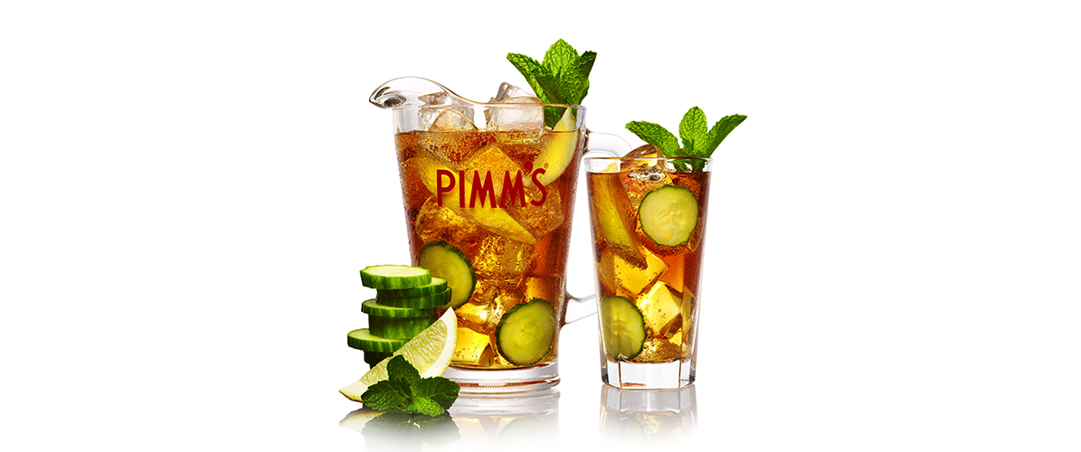 COCKTAIL PIMM'S CUP
