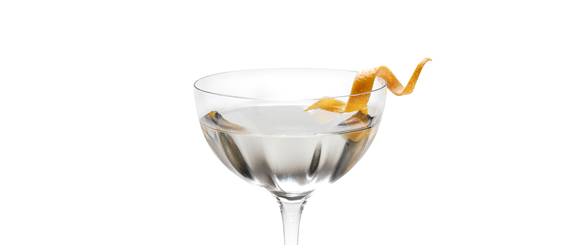 COCKTAIL TANQUERAY TEN DRY MARTINI