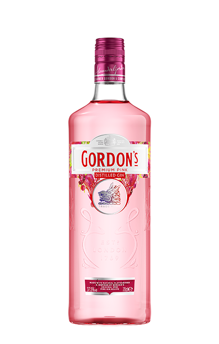 Bouteille 70cl Gordon's Pink