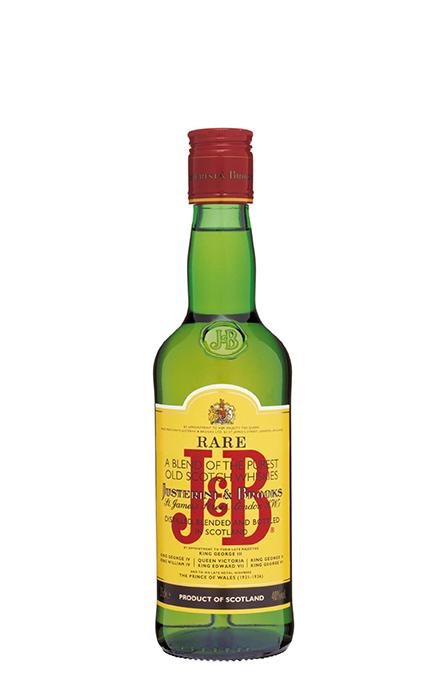 Bouteille 35cl J&B Rare