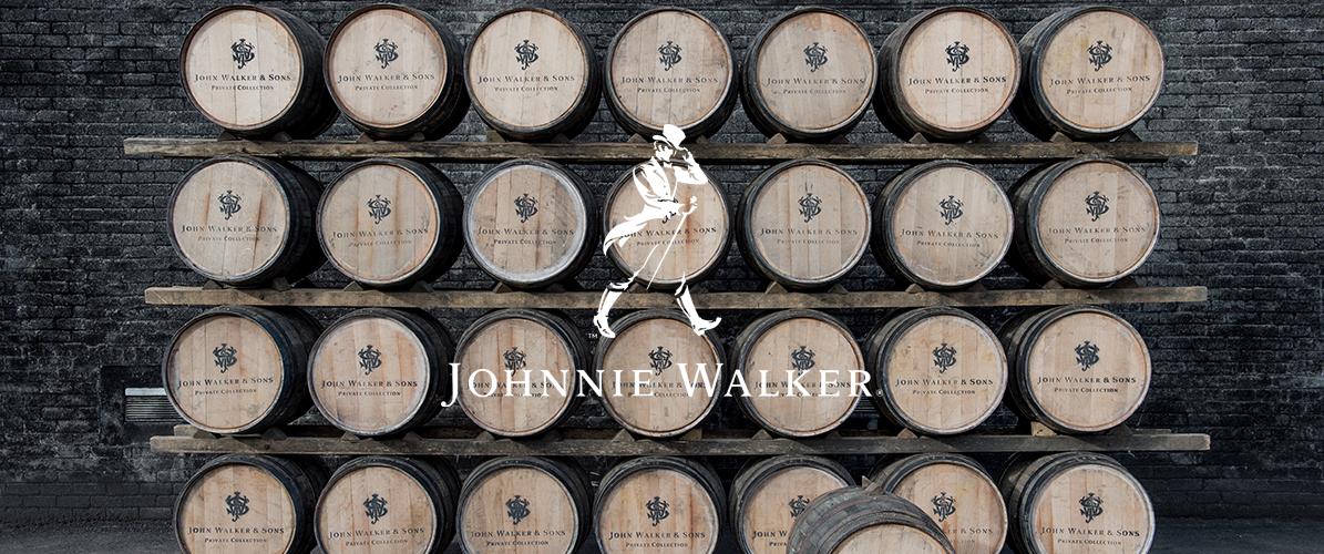 LE SAVOIR-FAIRE DE NOS MAISONS : JOHNNIE WALKER