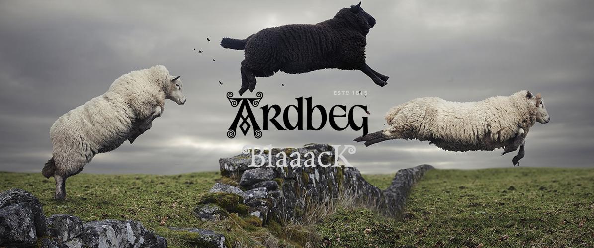 ARDBEG DAY : ARDBEG BLAAACK