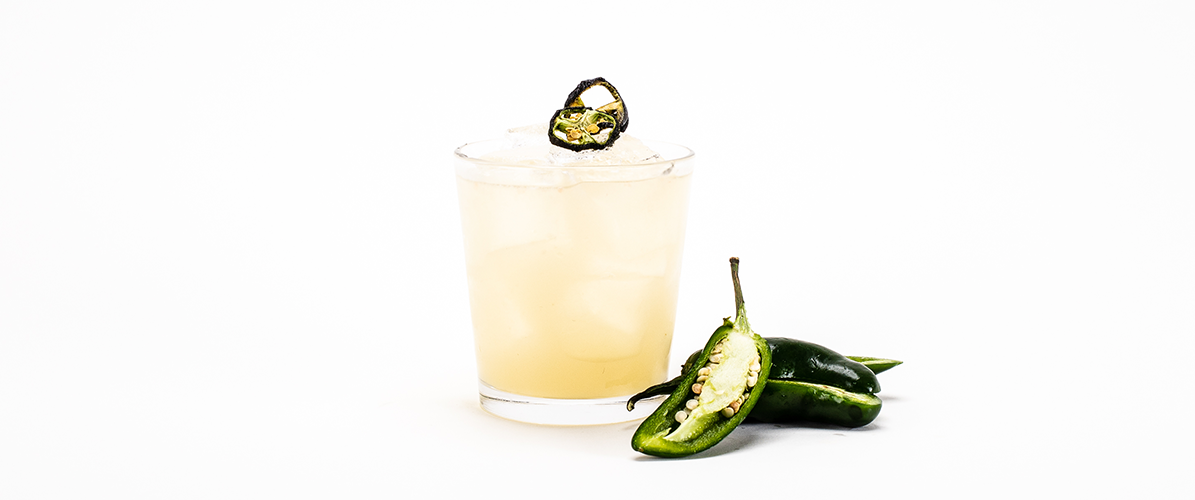 COKCTAIL VOLCAN PICANTE