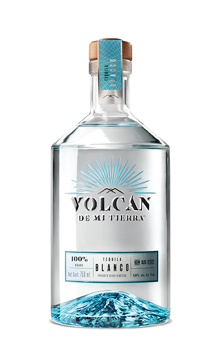 Bouteille Volcan Blanco