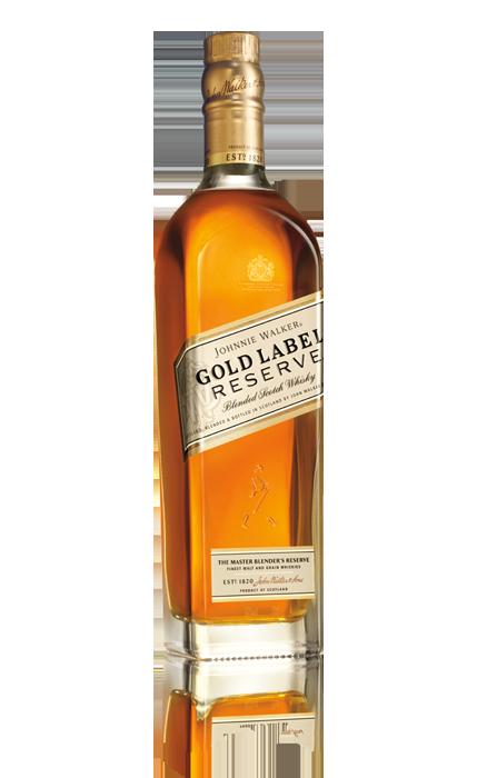 Bouteille Johnnie Walker Gold Label