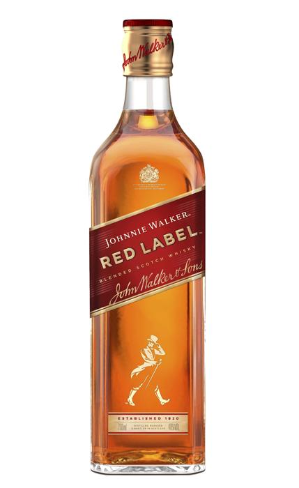 Bouteille Johnnie Walker Red Label
