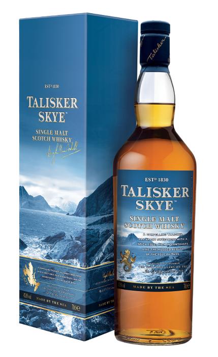 Bouteille Talisker Skye