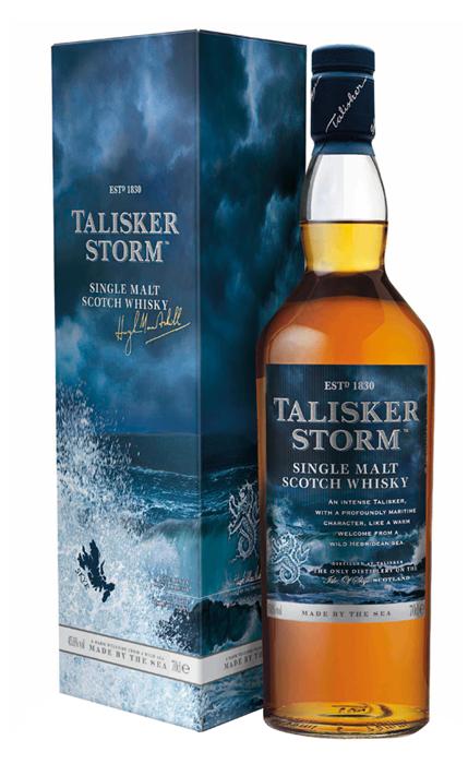 Bouteille Talisker Storm