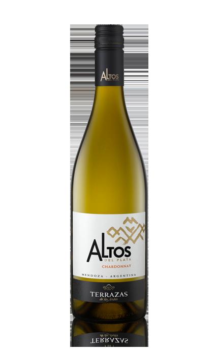 Bouteille Altos Plata Chardonnay